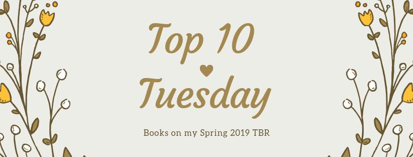 Top Ten Tuesday | SpringTBR