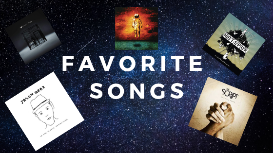 Top Ten Tuesday | Favorite Songs