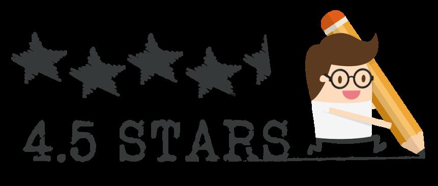 rating system 4.5 stars