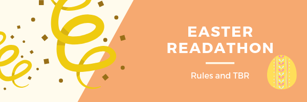Easter Readathon TBR