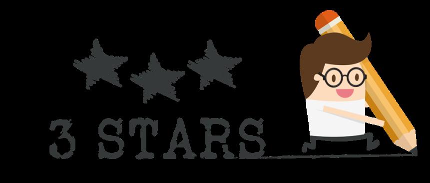 rating system 3 stars